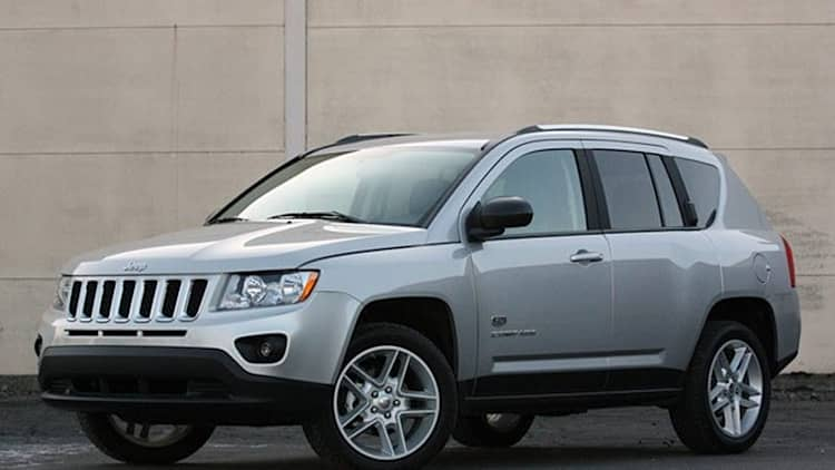 Review: 2011 Jeep Compass