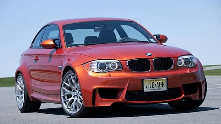 2011 BMW 1 Series M Coupe First Drive