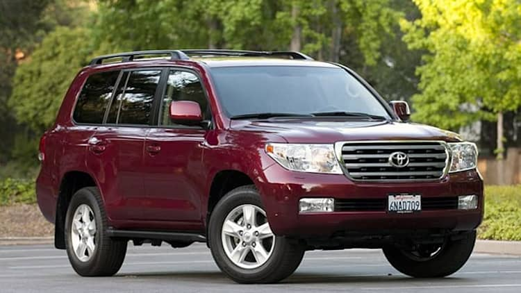 2011 Toyota Land Cruiser [w/video]