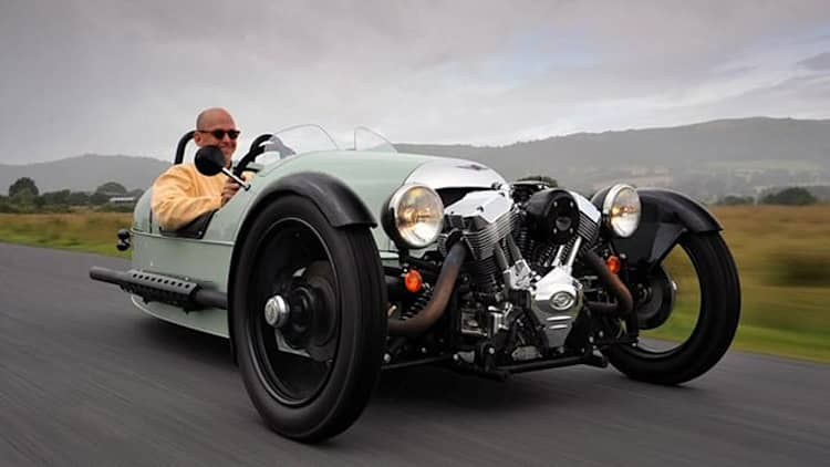 2012 Morgan 3 Wheeler [w/video]