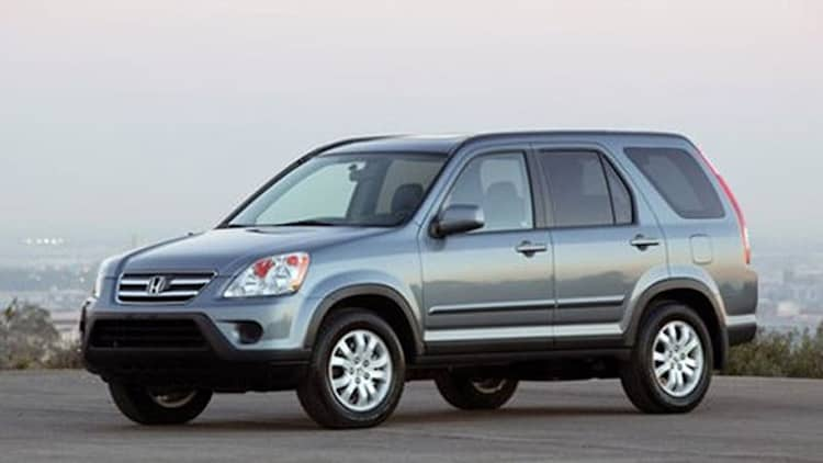 Honda recalling 86,000 units for fire, rollaway concerns