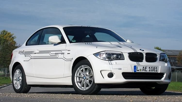 BMW recalling 1 Series ActiveE over bad drivetrain housing