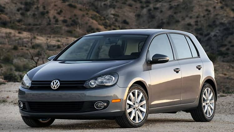 VW and Audi recall nearly 170,000 TDI diesel models