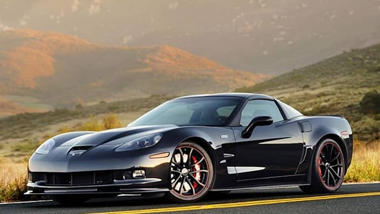 2012 Chevrolet Corvette ZR1 [w/video]
