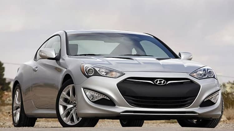 2013 Hyundai Genesis Coupe [w/video]