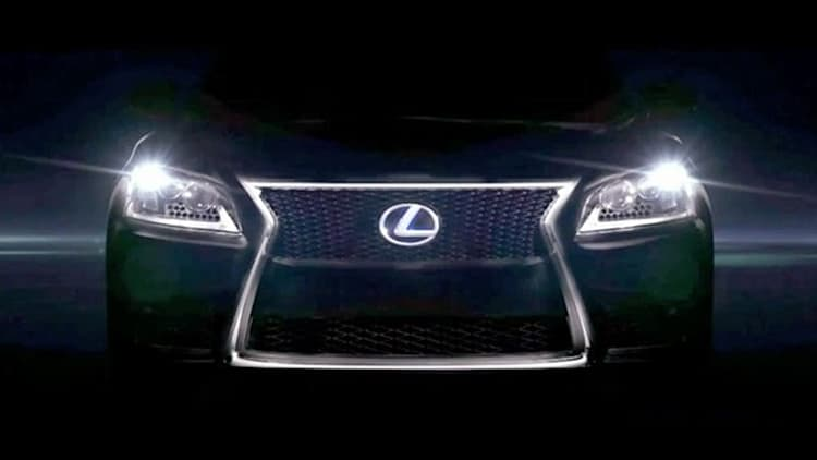 Are you the next Lexus LS?