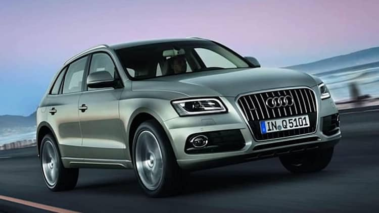 Audi updates Q5 for 2013 with supercharged V6 and hybrid option [w/videos]