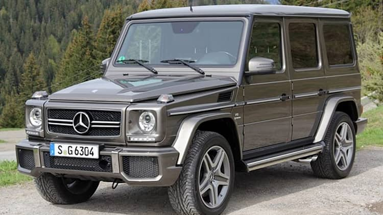 2013 Mercedes-Benz G63 AMG [w/video]