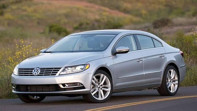 2013 Volkswagen CC [w/video]