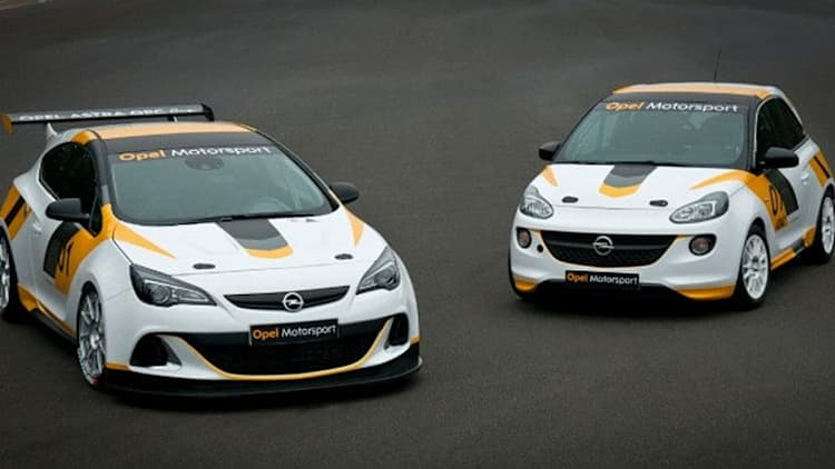 Opel plans return to motorsport