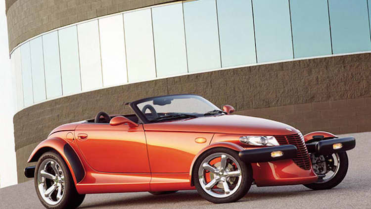 SRT belatedly claims Plymouth Prowler as one of its own