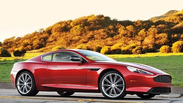 2013 Aston Martin DB9 [w/video]
