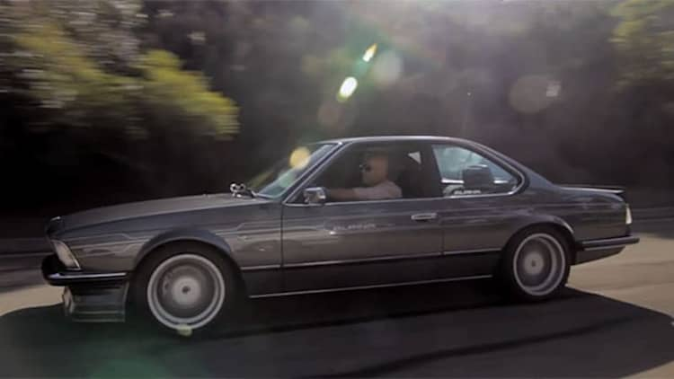 Two rare Alpina BMWs given the <i>Petrolicious</i> treatment