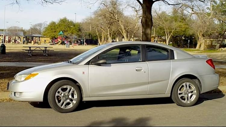 Clever video selling Saturn Ion