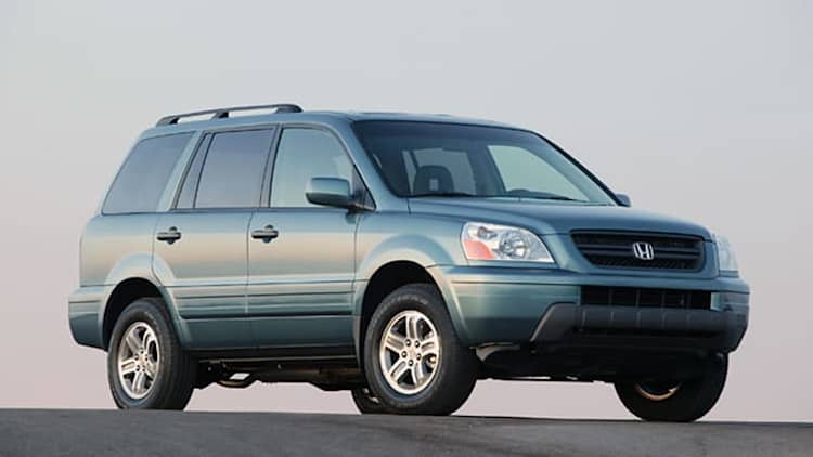 Honda recalling 183k cars and crossovers over unintended braking issue