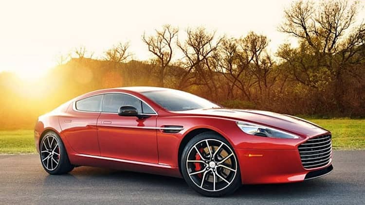 2014 Aston Martin Rapide S [w/video]