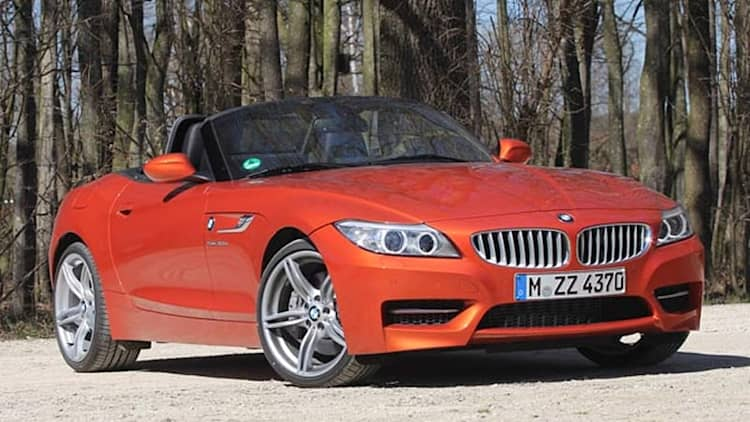 2014 BMW Z4 sDrive35is