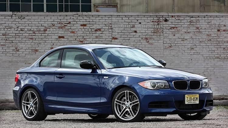 2013 BMW 135is Coupe