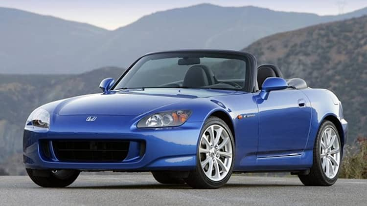Honda S2000, Acura RSX recalled over brake boosters