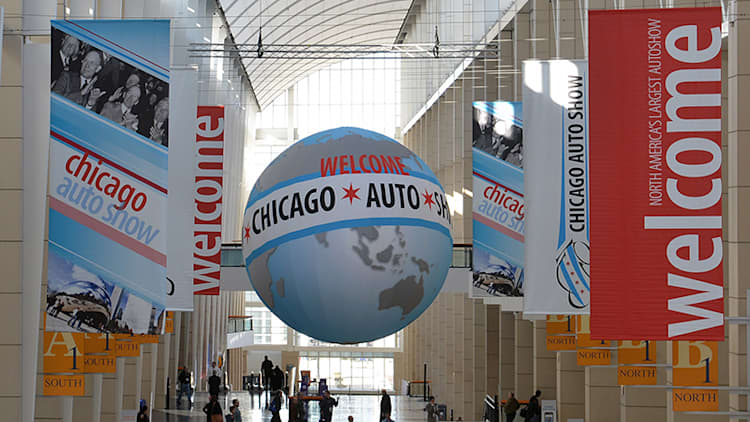Editors' Choice: Top Five 2015 Chicago Auto Show Debuts