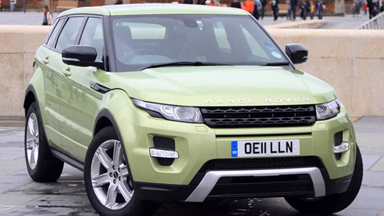 46k Land Rovers recalled in North America over faulty airbags