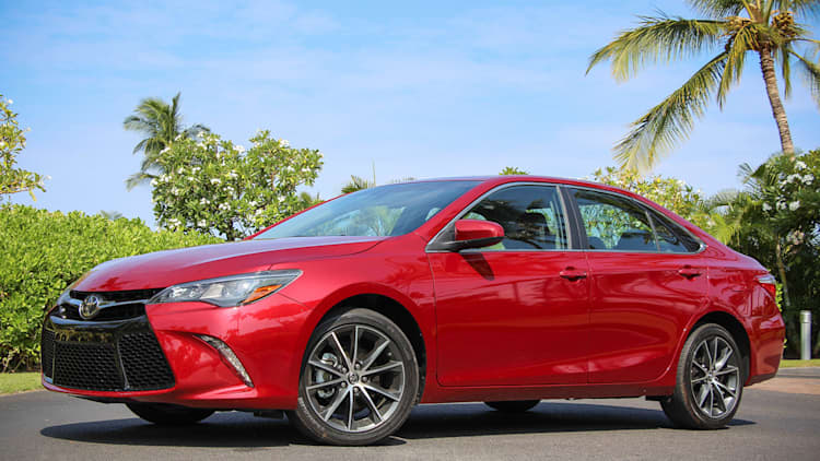 Toyota Camry to go turbo