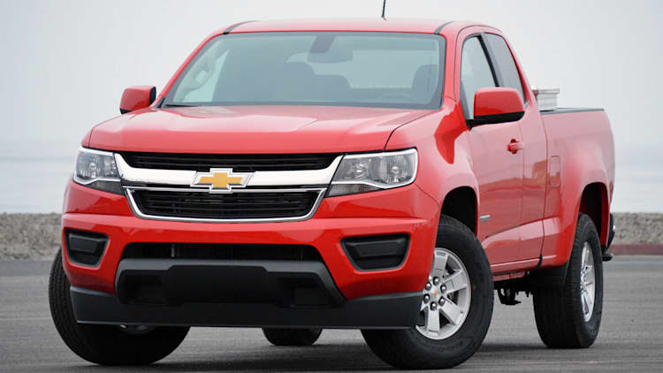 GM recalling 15k midsize pickups over leaky brakes