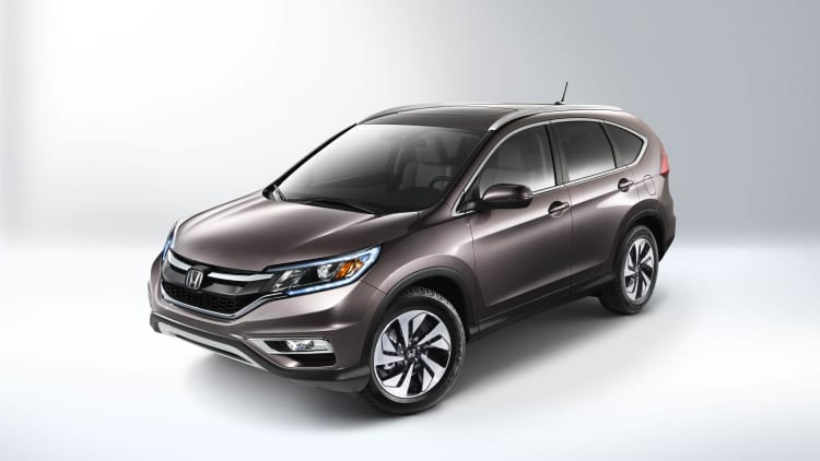 Honda bundles up CR-V Special Edition with optional extras
