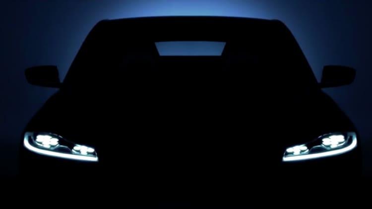 Jaguar F-Pace SUV teased on YouTube [UPDATE]