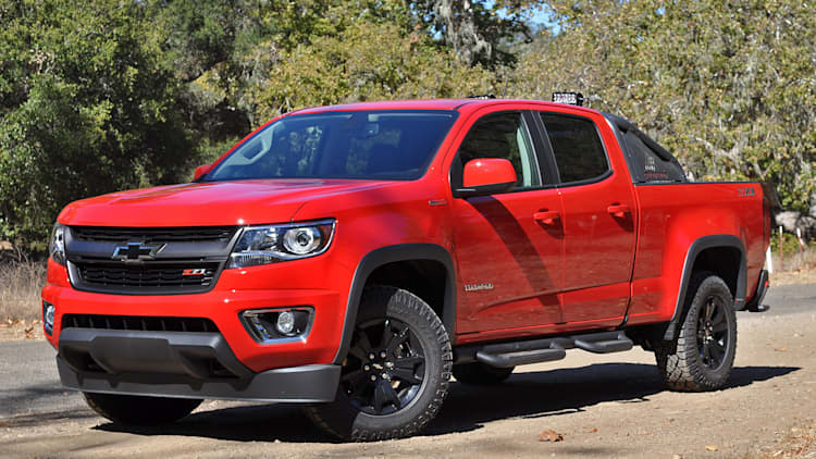 2016 Chevrolet Colorado Diesel First Drive [w/video]