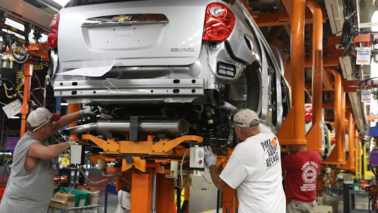 GM, UAW poaching Nissan workers in Tennessee