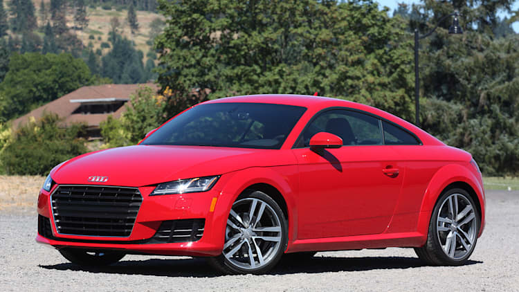 2016 Audi TT Second Drive [w/video]