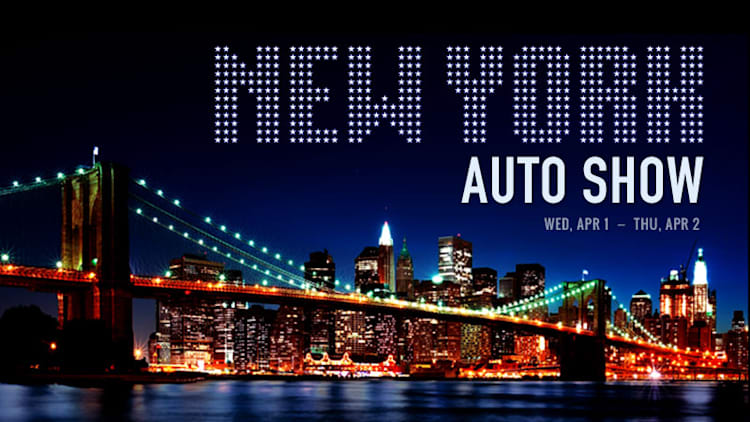 Click here to view our complete New York Auto Show coverage
