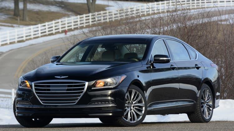 2015 Hyundai Genesis 5.0 First Drive [w/video]