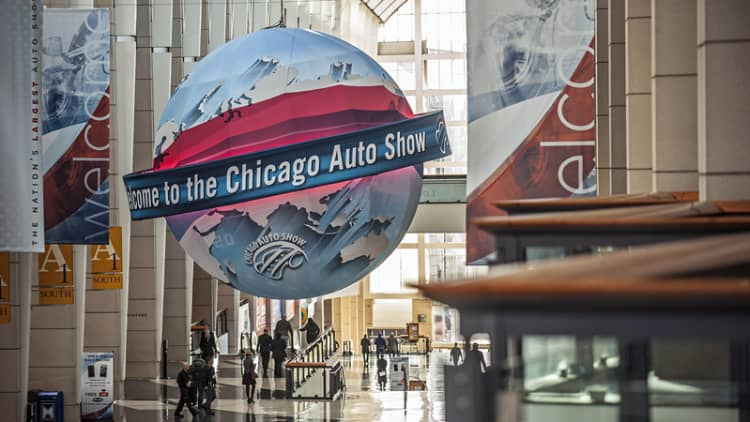 Autoblog's five favorite 2016 Chicago Auto Show debuts