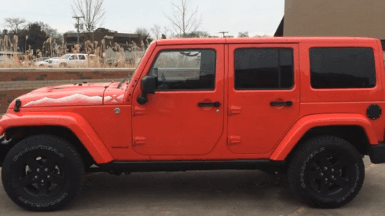Daily Driver: 2015 Jeep Wrangler Unlimited X Edition
