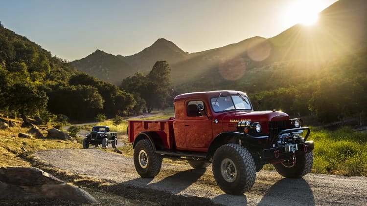 Legacy Classic Power Wagon First Drive