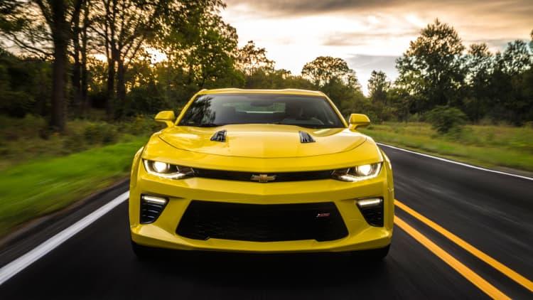 2016 Popular Mechanics Automotive Excellence Awards