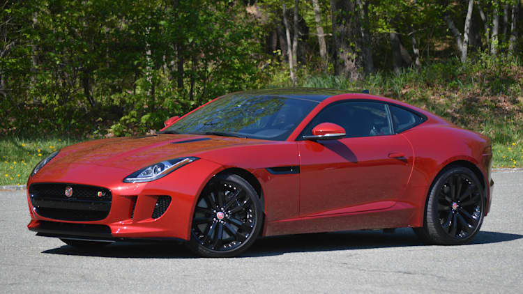 2016 Jaguar F-Type S Coupe Quick Spin [w/video]