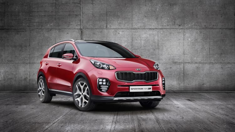 Kia releases first photos of new Sportage