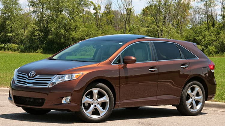 Road Trip: 2009 Toyota Venza a few refinements short of a great ride