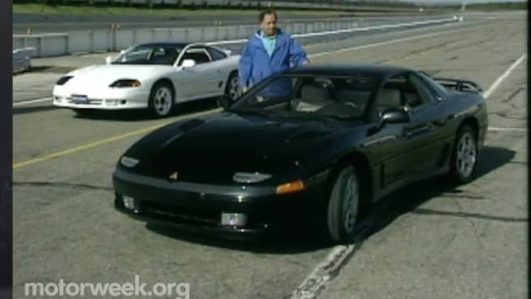 MotorWeek remembers a better time for Mitsubishi performance