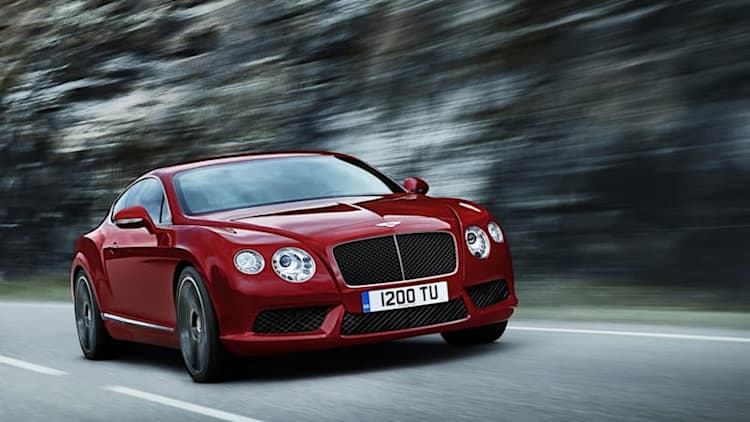 Bentley recalls 27,640 Continental, Flying Spur models