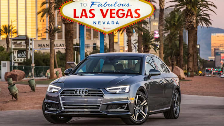 Audi launches traffic light timing system in Las Vegas