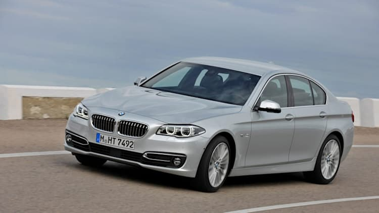 BMW recalls 7,200 units of 5 Series for child seat anchors