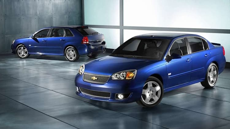 GM recalling 70k Chevy Malibus, Pontiac G6s over steering issue