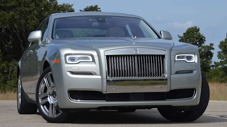 Rolls-Royce announces one Ghost of a recall
