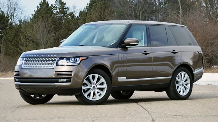 Land Rover recalling 66k Range Rovers and LR4s, in two actions