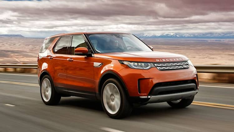 A cult classic gets a mainstream reboot | 2017 Land Rover Discovery First Drive