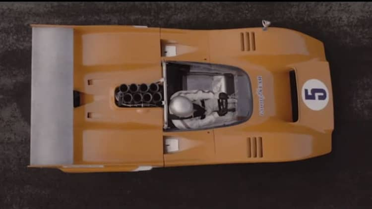 First US trailer for Bruce McLaren documentary debuts